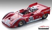 Ferrari 712 #50 Can Am Watkins Glen 1971 Team SEFAC in 1:18 Scale by Tecnomodel