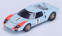 1966 Le Mans Ford GT40 Mk II Ken Miles in 1:18 Scale by Spark