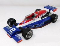 """1978 Lola """"First National City Travelers Checks"""", Winner Indianapolis 500, Al Unser Sr in 1:18 scale by Replicarz"""