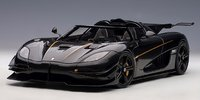 Koenigsegg One:1 Carbon Edition in 1:18 Scale by AUTOart