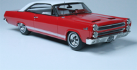 1966 Mercury Comet Cyclone in 1:43 scale by Goldvarg Collection