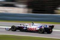 URALKALI HAAS F1 TEAM VF21 MAZEPIN BAHRAIN GP 2021 in 1:18 scale by Minichamps