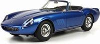 "1967 Ferrari 275 GTS/4 N.A.R.T. s/n 10453 Personal car ""Steve McQueen"" Resin Model in 1:18 Scale by BBR"