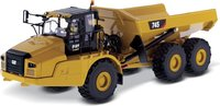 Cat® 745 Articulated Truck in 1:50 scale by Diecast Masters