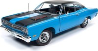 1969 Plymouth Road Runner in 1:18 Scale by Auto World