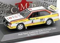 Audi Sport Quattro A2 Rallye Portugal 1984 in 1:43 Scale by CMR