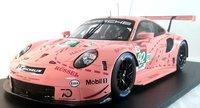 Porsche 911 RSR No.92  LMGTE Pro class 24H Le Mans 2018 Winner in 1:18 Scale by Spark