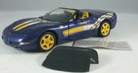 1998 Corvette Convertible- Indianapolis 500 Pace Car- Nbr Ltd. Ed. of 9800 in 1:24