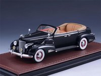 1938 Cadillac V16 Series 90 Fleetwood Convertible in 1:43 Scale by GLM