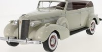 1937 Buick Roadmaster 80-C Four-Door Phaeton Resin Model Car 1:18 Sale by BoS Models