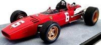 1966 Ferrari 312 Monza GP 1st #6 L.Scarfiotti in 1:18 scale by Tecnomodel