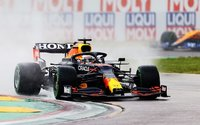 HONDA RB16B NO.33 RED BULL RACING in 1:18 scale by Spark