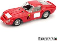 FERRARI 250 GTO RECORD PRICE 38ML IN 1:43 SCALE BY BRUMM