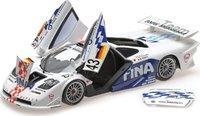 1997 McLaren F1 GTR - BMW Motorsport, Kox-Ravaglia-Helary - 24H LE MANS Model Car in 1:18 Scale by Minichamps