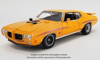 1970 Pontiac GTO Judge  Drag Outlaw  in 1:18 Scale by Acme