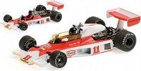 1976 McLaren Ford M23 James Hunt Winner Dutch Grand Prix in 1:43 Scale by Minichamps