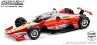 2020 #3 Scott Mclaughlin Team Penske Shell V - Power Nitro in 1:18 Scale by Greenlight