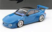 Porsche 911 Custom in 1:18 Scale in 1:18 Scale by GT Spirit