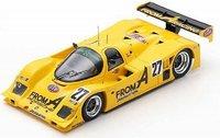 Porsche 962 C #27 500km SUGO 1990 Nakaya/Weidler/Hane in 1:43 scale by Spark