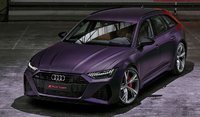 2020 Audi RS 6 Avant in 1:18 Scale by GT Spirit