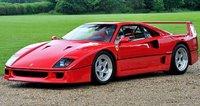 1987 Ferrari F40 in 1:18 Scale by GT Spirit