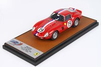 Ferrari 250 GTO 24 H Le Mans 1962 Winner Limited 27 Pieces in 1:43 scale by BBR