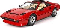 1983 Ferrari 208 GTS Turbo Red in 1:18 Scale by BBR