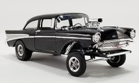 1957 Chevrolet Bel Air Gasser Night Stalker in 1:18 Scale by Acme