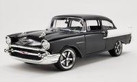 1957 CHEVROLET 150 RESTOMOD HOURGLASS in 1:18 scale by Acme