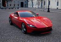 Ferrari Roma Rosso Corsa 322 in 1:43 scale by BBR
