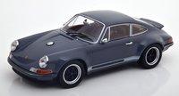 SINGER Porsche 911 (964) COUPE IN Grey in 1:18 Scale by KK