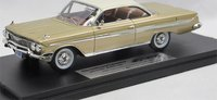 1961 Chevrolet Impala Fawn Metallic in 1:43 scale by Goldvarg Collection