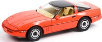 1984 Chevrolet Corvette C4 Hugger Orange in 1:18 Scale by Greenlight