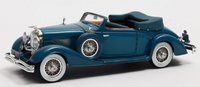 1935 Duesenberg J-519 -2548 Cabriolet D'Ieteren in 1:43 scale by Matrix