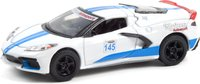 2020 Chevrolet Corvette C8 Stingray Coupe #145 in 1:64 scale by Greenlight