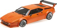 1979 BMW M1 Procar in Orange in 1:12 Scale by Minichamps