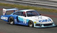 1979 PORSCHE 935 #79 in 1:18 scale by Solido.