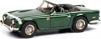 Triumph TR250 Green in 1:43 Scale by Schuco