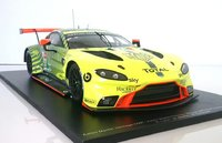 ASTON MARTIN VANTAGE AMR NO.97 WINNER 24H LE MANS in 1:18 scale by Spark