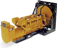 Cat® 3516B Package Generator Set in 1:25 scale by Diecast Masters