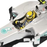 2012 MERCEDES AMG F1 TEAM - SHOWCAR - NICO ROSBERG Diecast Model Car in 1:18 Scale by Minichamps