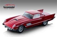 1956 Ferrari 410 Super Fast in Red in 1:18 Scale by Tecnomodel