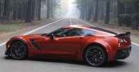 2016 Corvette C7 Z06 Orange in 1:18 Scale by AUTOart