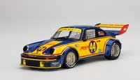 Porsche 934.5 #44  1977 IMSA Mid-Ohio John Sisk Racing in 1:18 Scale by TopSpeed