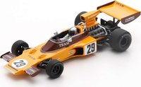 LOTUS 72E NO.29 SOUTH AFRICAN GP 1974 IAN SCHECKTER in 1:43 scale by Spark