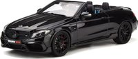 Brabus 650 in Black in 1:18 Scale by GT Spirit