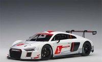 Audi R8 FIA GT GT3 Geneva Presentation Car in 1:18 Scale by AUTOart