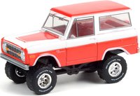 1977 Ford Bronco Custom (Lot #847) in 1:64 scale by Greenlight