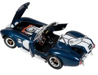 1965 Shelby Cobra 427 S/C with shelby's signature in 1:18 scale by Shelby Collectibles