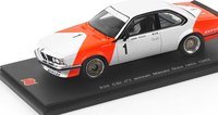 1983 BMW 635 CSI Winner Guia Race Macau Grand Prix - Hans Stuck Model Car in 1:43 Scale by Spark